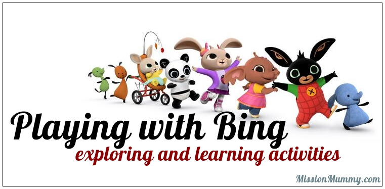 playing with bing