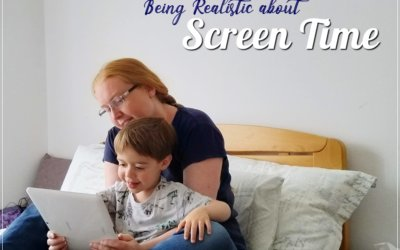 Being realistic about screen time